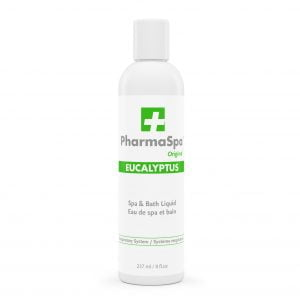 Eucalyptus liquid PharmaSpa Original spa and bath