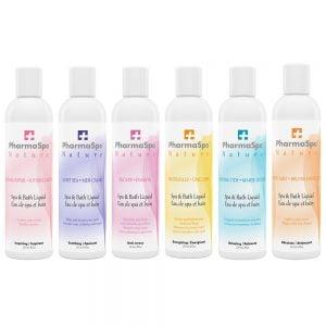 Pharmaspa nature Liquid products