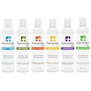 Pharmaspa original Liquid products