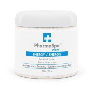 Energy Epsom salts PharmaSpa Original spa and bath Crystals