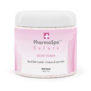 Escape Epsom salts PharmaSpa Nature spa and bath Crystals