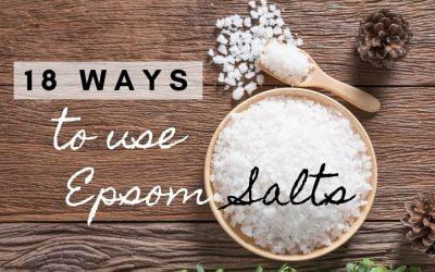 18 Ways to Use Epsom Salts