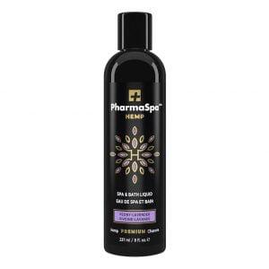 PharmaSpa Hemp Liquid Peony Lavender